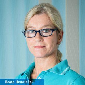 Orthopädin Beate Heuwinkel
