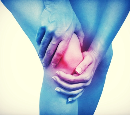 Schmerzen an der Außen- oder Innenseite des Kniegelenkes,
